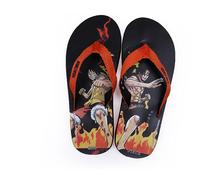 Free Shipping Cartoon Animation One Piece Luffy Ace Summer Style Flip Flops  Women Men 019