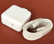 Nagelneu und Hohe Qualität 87 Watt USB-C Netzteil Ladegerät (1719) Für Neueste Macbook pro 15 zoll A1706 A1707 A1708A (In 2016).