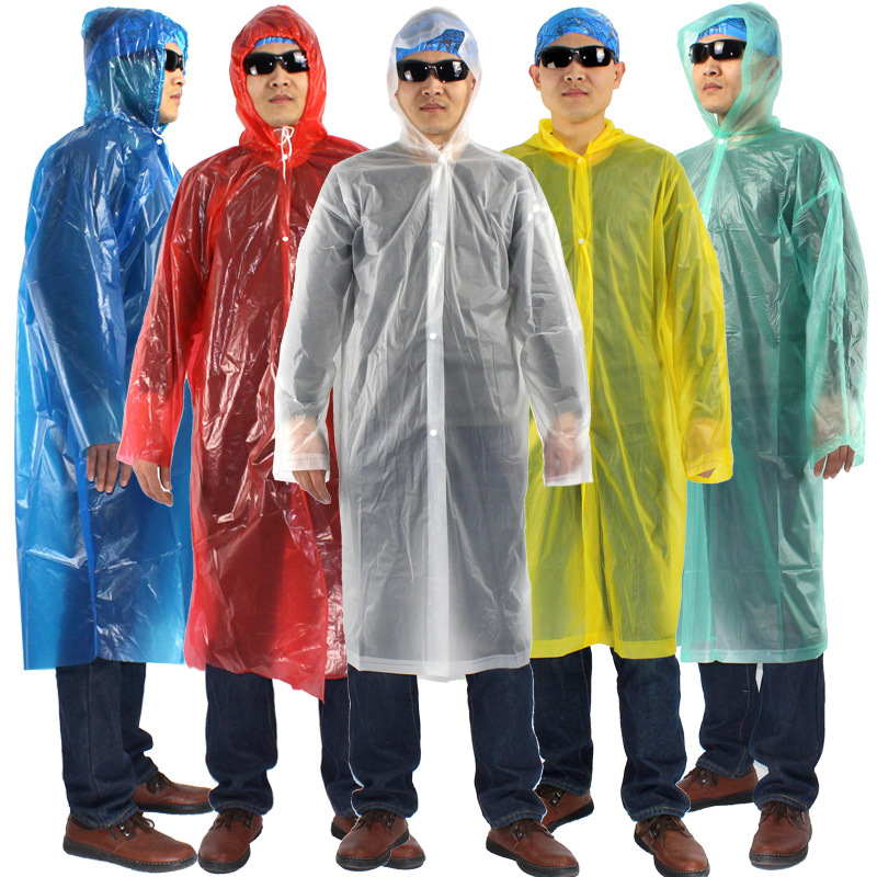 Buy disposable raincoat adult emergency for Best rain suit for fishing