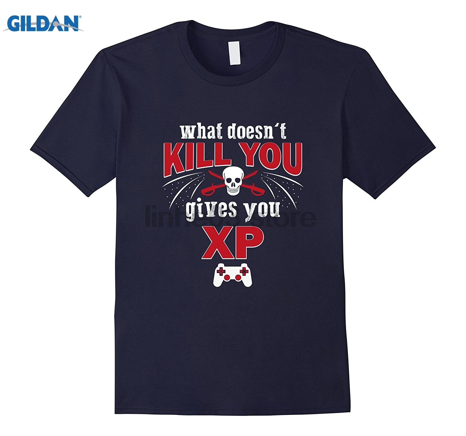 GILDAN Funny Roleplaying Gamer Geek T-shirt - Gamer Tee Gift Hot Womens T-shirt