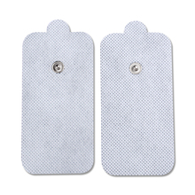 10 Pairs Size 5cm*10cm TENS Electrodes With Standard 3.5mm Connect Use For TENS/EMS Digital Therapy Machine