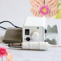 Новый Корея SAEYANG мини марафон Professional Маникюр Педикюр дизайн ногтей Файл Салон плесень полировки нефрита дерево резьбовой микромотор