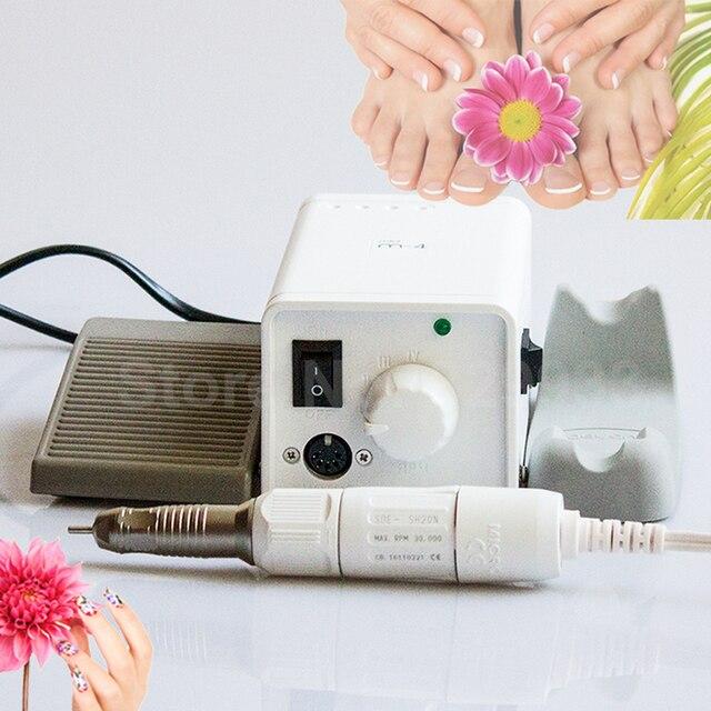 New Korea SAEYANG Mini MARATHON Professional Manicure Pedicure Nail ...