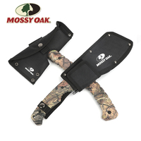 MOSSY OAK 2PC Hunting Axe And Machete Set Camping Tool Kits Survival Gear Outdoor Tool Set