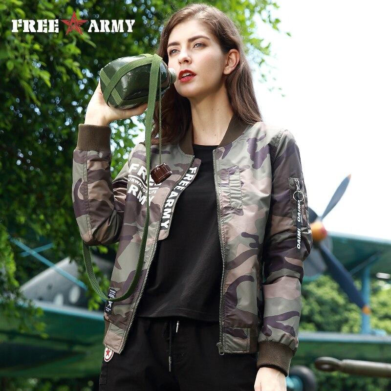 33e79d0bd0321 Buy women camo jacket and get free shipping on AliExpress.com