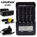 Liitokala Lii-500 LCD 3,7 V 18650 18350 18500 16340 17500 25500 10440 14500 26650 1,2 V AA AAA NiMH Lithium- Batterie Ladegerät