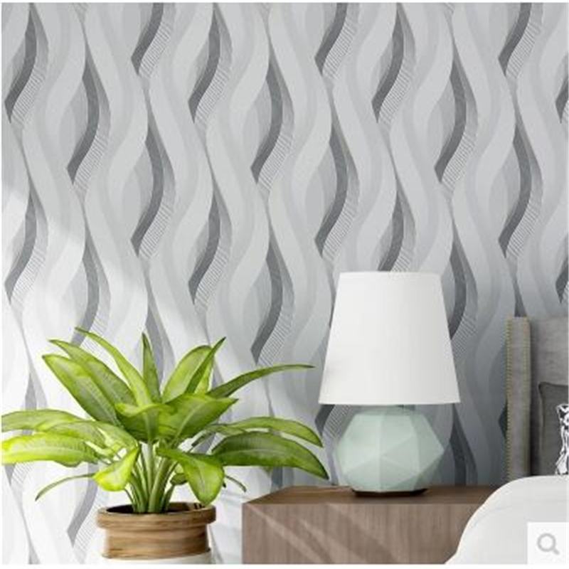 beibehang Modern simple PVC nonwoven fabric wallpaper bedroom living room TV background wall full shop High-class room living ro nyx professional makeup замшевый карандаш для губ suede matte lip liner san paulo 29