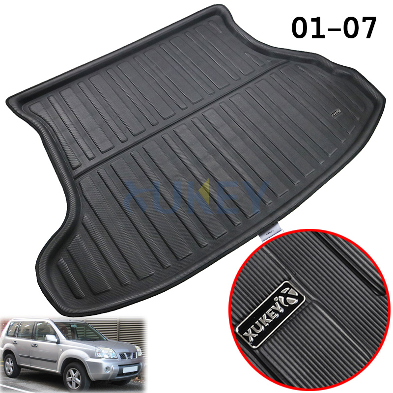 FIT FOR NISSAN X TRAIL T30 REAR TRUNK TRAY BOOT LINER CARGO FLOOR MAT XTRAIL 2001