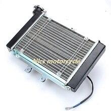 ATV радиатор охладитель воды охлаждающий вентилятор 12 В 200CC 250CC 300CC Quad Dirt Bike багги