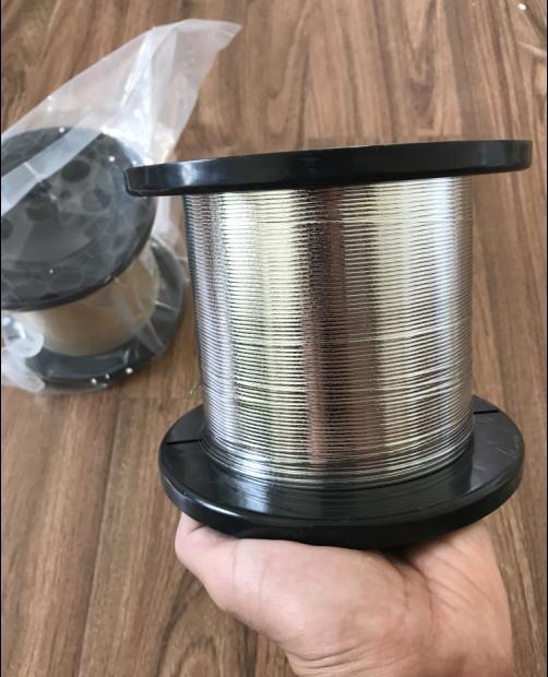 MSL SOLAIRE Solaire panneau de soudure ruban. recouvert D'étain bande de cuivre pour cellule solaire de soudage. tabulation fil 420 mètres/lot 1.2mm * 0.25mm