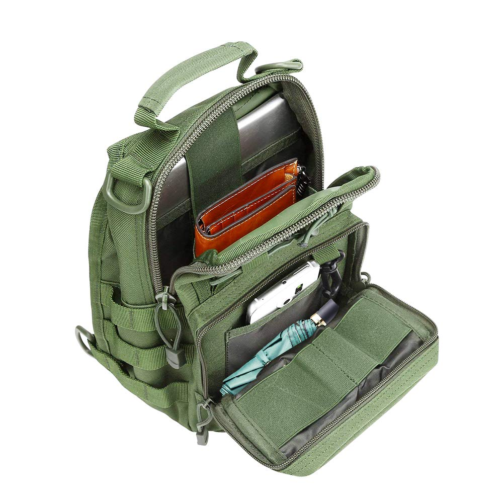samll tatico sling saco pacote militar rover 04