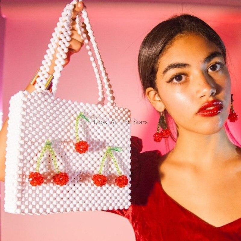 Top Quality Metal Beaded Evening Clutch Bag Heavy Pearl Wedding Bridal Handbag Pure Handmade Purses Women Trend Bags dropshippin цены онлайн