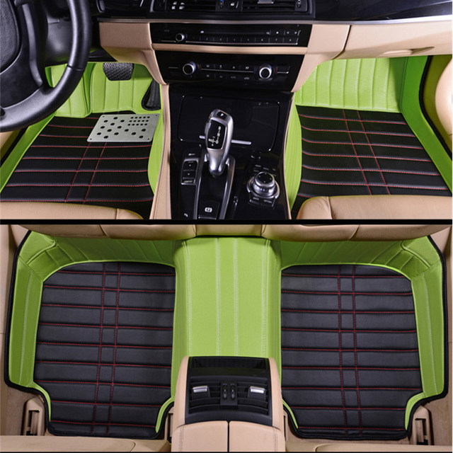 car floor mats for women. Girls Women\u0027s Personality High Quality Fashion Full Surrounded Pink 5d Customized Car Floor Mats For All Models Women