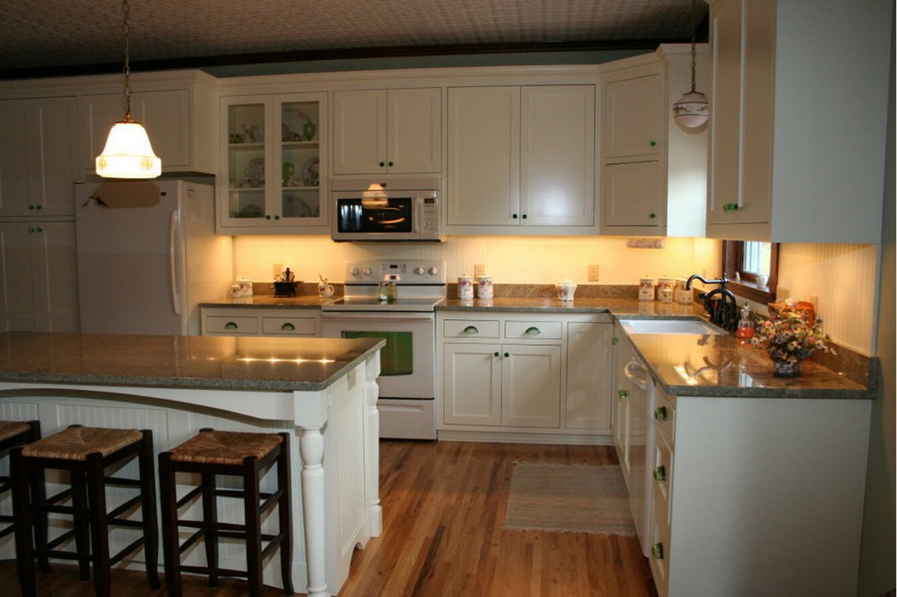 2017 plywood carcase solid wood modular kitchen cabinets furniture suppliers China