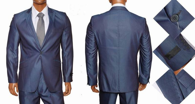 Aliexpress.com : Buy 6 Colors (Jacket Pants)Wedding Men Suit 2015 ...