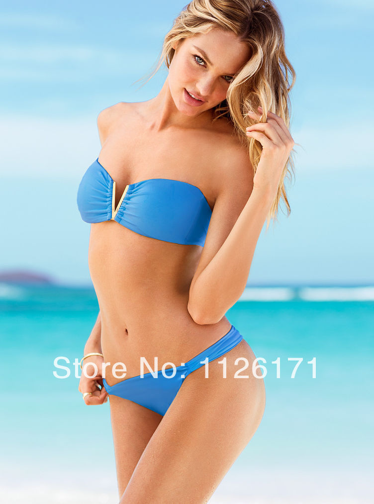 Sexy Padded Fashion V Shape Swimsuit C String Russia Cool ...