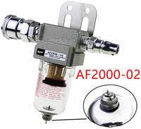 AF2000-02 осушитель масла и воды фильтр пневматический компрессор воздушный Источник очистки фильтр PM20 + SM20