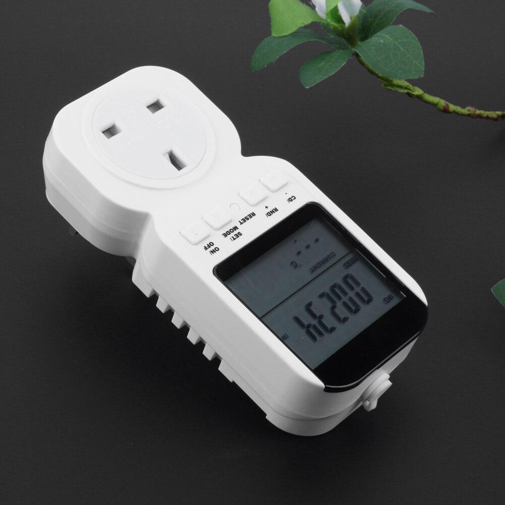 Werkzeuge Messung Und Analyse Instrumente Ts-4000 Multi-funktion Thermostat Timer Schalter Buchse Mit Sensor Sonde Energiesparende Mechanische Timer Steckdose Timing Schalter