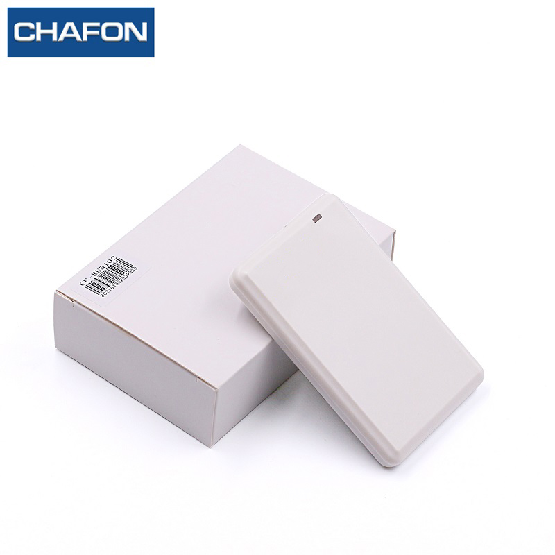 Image 5 - CHAFON usb desktop keyboard emulation rfid uhf reader support ISO18000 6B/6C protocol free sample card for access control-in Control Card Readers from Security & Protection