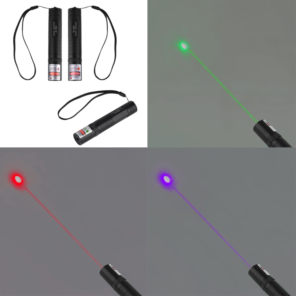 Promotion High quality Newest Laser Pointer Pen 532nm 850 Visible Beam Bright Light Drop Shipping