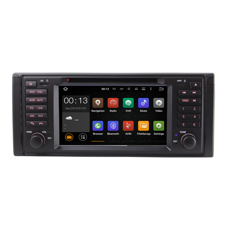 Free Shipping Android 5.1 7 inch 1 Din Car DVD Player GPS Navigation System For Land Rover Range Rover 2002 2003 2004
