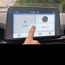 Lsrtw2017 auto cruscotto di navigazione GPS dello schermo anti-graffio Temperato pellicola per ford focus 2015 2016 2017 2018 2019