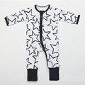 Nuevo Bebé KIKIKIDS Bebe Mameluco ropa Del Bebé Estrella ropa de bebé Recién nacido Para Niños/niña Infantil Clorthes MAKA niños de Los Mamelucos