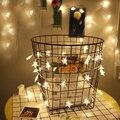10-40stars Светодиодные строки Свет 1 М-5 М Длина ленты Батареи коробка питание для партии главная комнаты малыша праздник рождества декор Ж