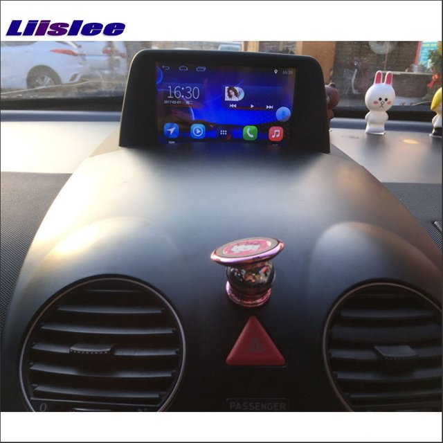 Liislee Car Android Navi Navigation System For Volkswagen VW Beetle 2003~2010 Radio Stereo Audio ...