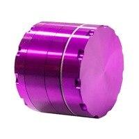Formax420 4 Katmanlar Ile 2.5 Inç CNC Alüminyum Herb Değirmeni Polen Catcher & Ücretsiz Kazıyıcı Birkaç Renkler Rastgele Göndermek