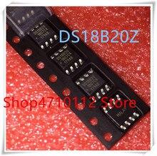 NEW 10PCS/LOT DS18B20 DS18B20Z 18B20 SOP-8 IC