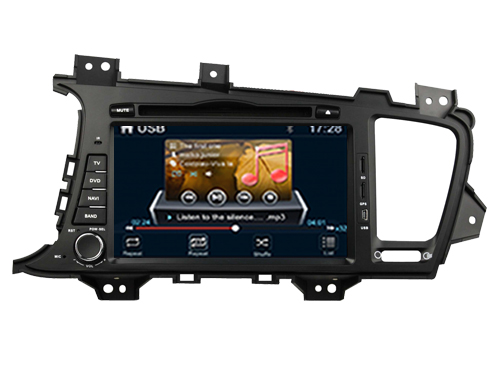 Android 7.1.1 & 8.0 CAR DVD PLAYER ROCKCHIP px3 PX5 solution FOR KIA optima 2011 2012 multimedia player bluetooth gps
