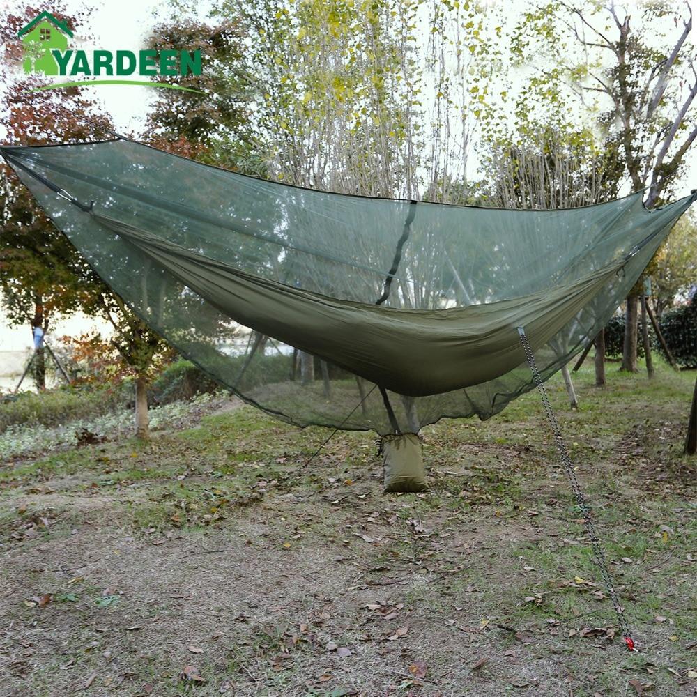 330 150cm Outdoor Hammock Mosquito Net Cover Ultralight