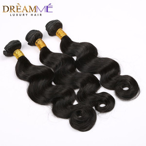Image 3 - Brazylijski ciało fala włosów ludzkich rozszerzenie 100% Remy włosy wyplata wiązki naturalny kolor czarny wymarzone włosy jak królowa produkty