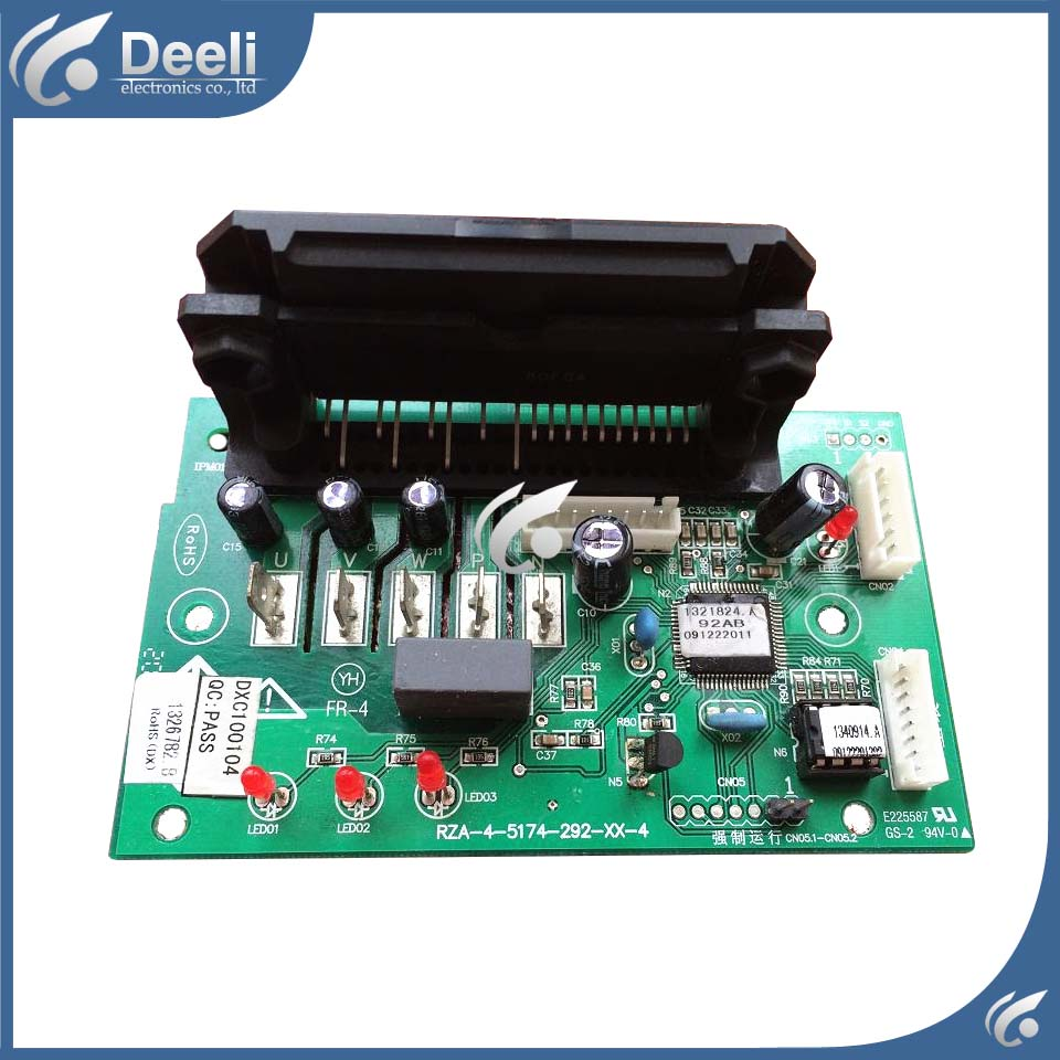 95% new good working for air conditioning board RZA-4-5174-292-XX-4 RZA-4-5174-292-XX-2 Frequency Module board air conditioning board kfr 26w 11bp rza 4 5174 181 xx 0 used disassemble