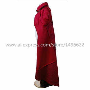 Doctor Strange Costume Kids and Adult Cosplay Steve Red Cloak Costume Robe Halloween Costume Party