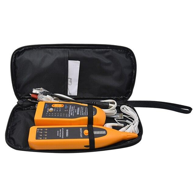 Professionelle WH806A Draht Tracker für BNC Elektrische Kabel RJ11 ...