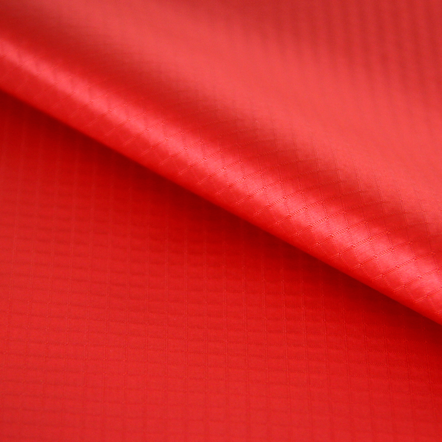 Red Nylon Fabric 47