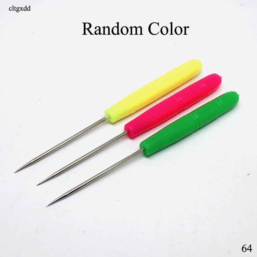 Cltgxdd 1Pcs Badminton,tennis Racket Stringing Machine, Stringing Parts,straight Awl,stringing Tools