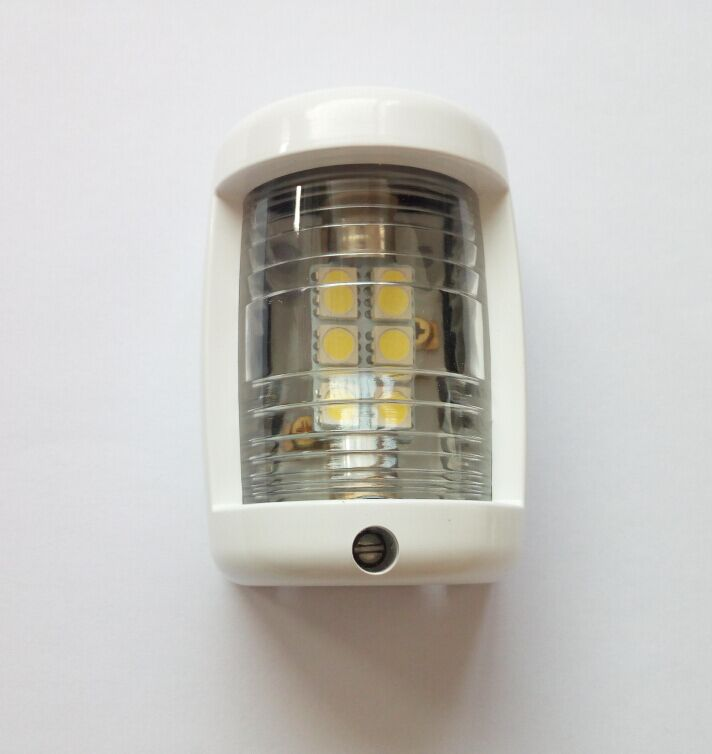 Marine Boat Yacht Stern Navigation Light 12V LED 135 Degree Mini Size