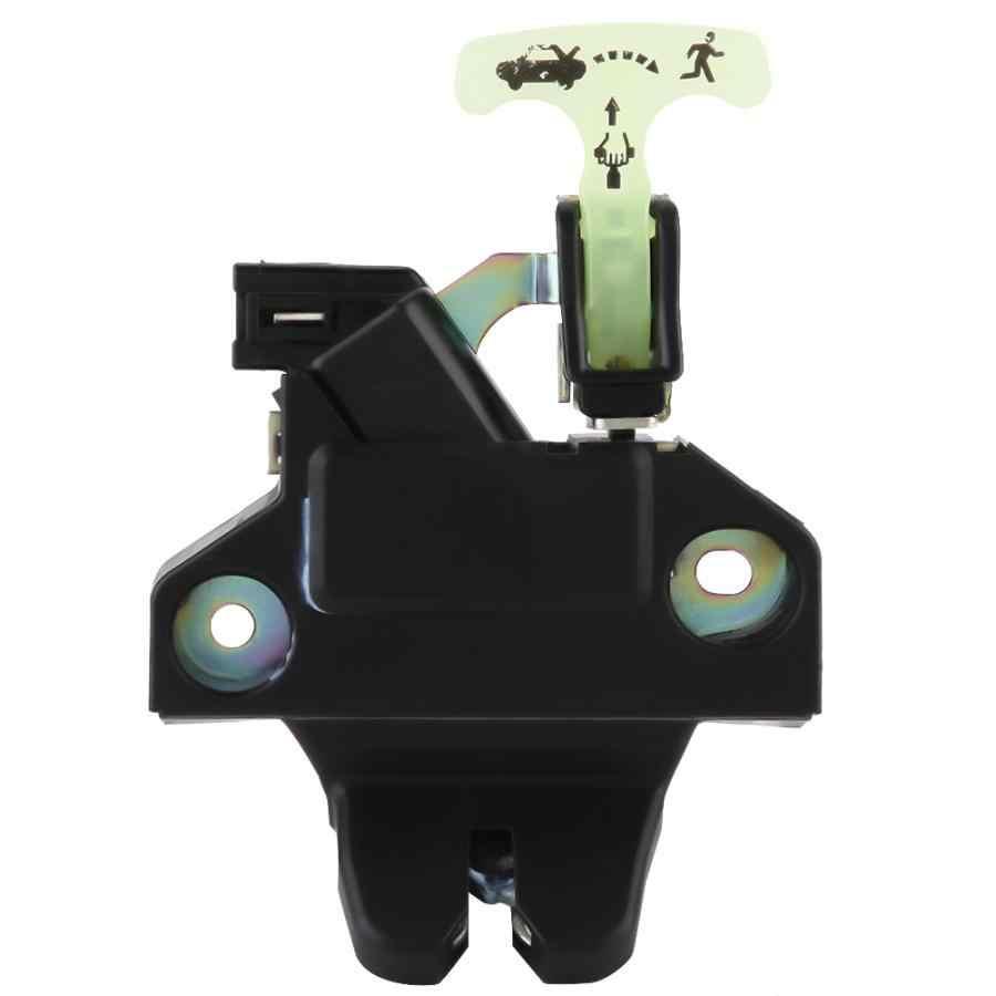 64600-06060 الباب الخلفي غطاء صندوق السيارة مزلاج الطاقة قفل المحرك لتويوتا كامري 2007 2008 2009 2010 2011 64600-33160 سيارة السيارات