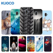 For Samsung Galaxy J2 Pro 2018 5.0 inch Phone Cases Silicone Sea Waves Design for Samsung Galaxy J2 Pro 2018 j250f TPU Coque(China)