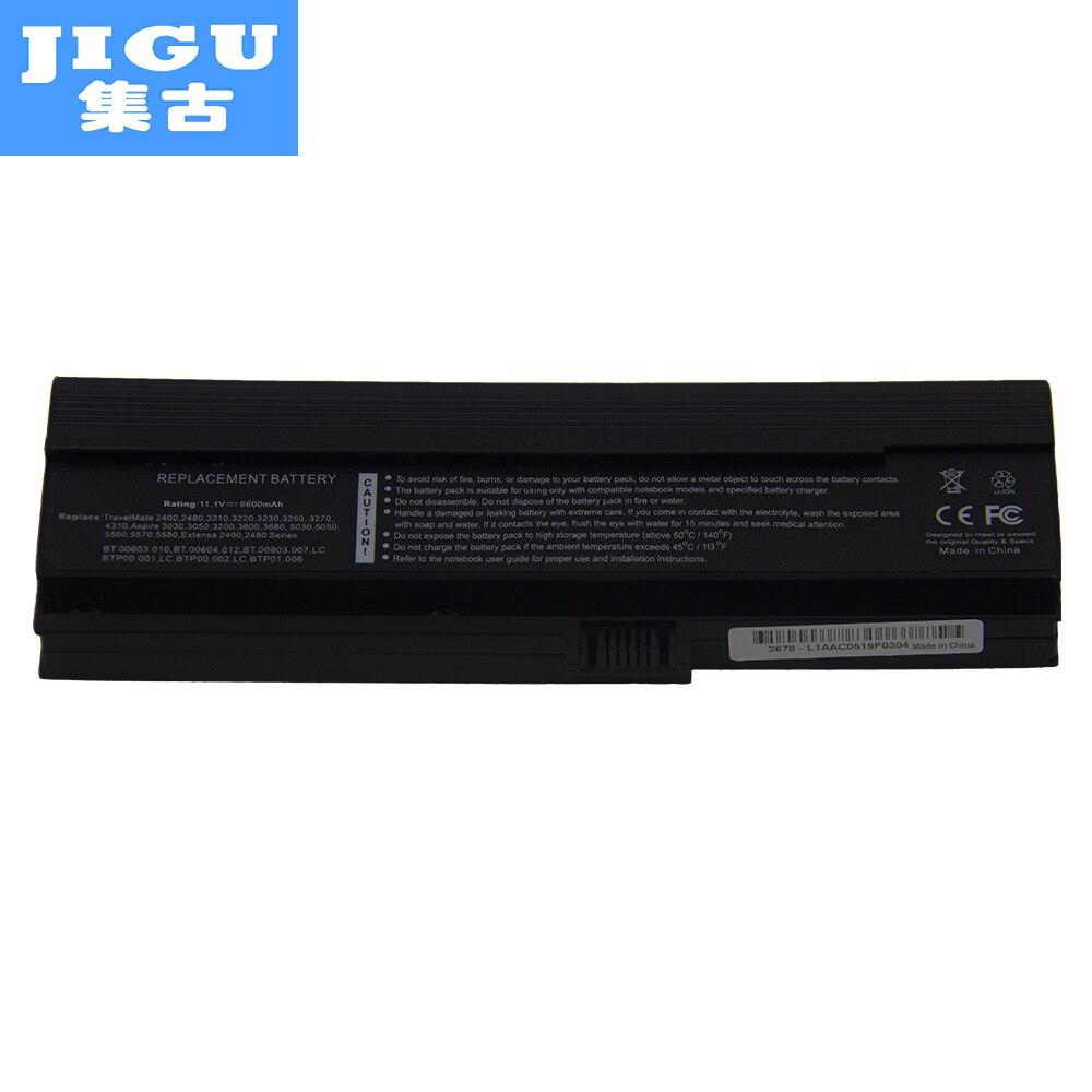 Jigu Аккумулятор для ноутбука Acer Aspire 3030 3050 3200 3600 3602 3680 3684 5050 5500 5501 <font><b>5502</b></font> 5503 5504 5550 5571 5580 5583 5585