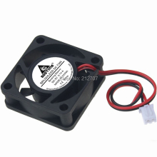 200 PCS Gdstime DC 5V 2 Pin 40mm 40x40x15mm Mini Brushless Computer Chassis Cooler Cooling Fan цена и фото