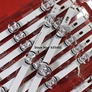 Image 2 - 100% جديد شرائط ليد ل LG 42LB5800 42LB5700 42LF5610 42LF580V LC420DUE FG لوحة DRT 3.0 42 A/B نوع 6916L 1709B 6916L 1710B