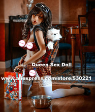 2017 NEW 135cm Top quality lifelike sex doll big breast, solid silicone love dolls, realistic sex dolls vagina real pussy anal