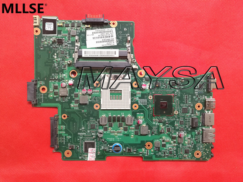 Laptop Motherboard Fit For Toshiba Satellite L650 C650 L655 V000218010 6050A2332401 1310A2332404 HM55 GMA HD3000 DDR3 wholesale v000225020 laptop motherboard for toshiba c650 c655 100
