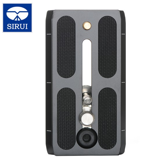 SIRUI BP-90 Camera Plate Professional Specialized Aluminum Quick Release Plate For BCH-10 Broadcast Video Head