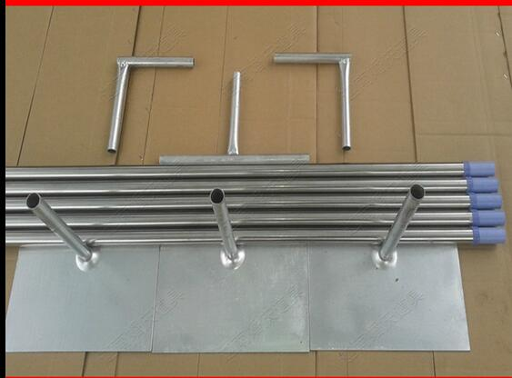Free ship stainless steel pipe wedding backdrop stand with