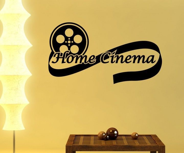 Outstanding Home Cinema Wall Decor Mold - Wall Art Collections ...